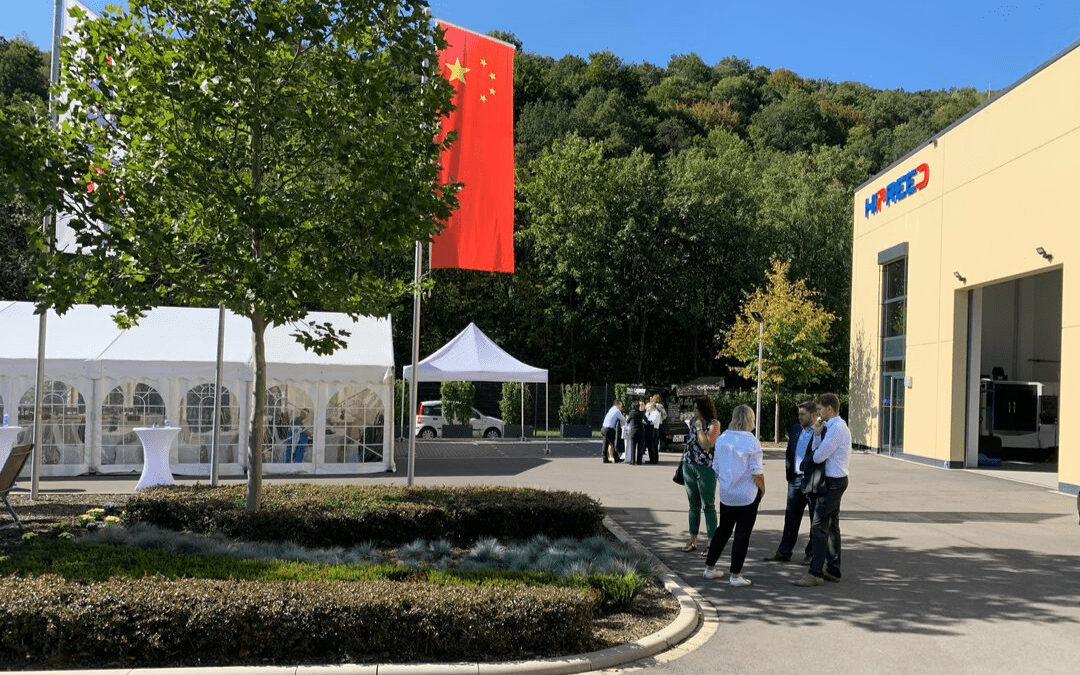 EMH Machinery asiste a EMO Hannover 2019